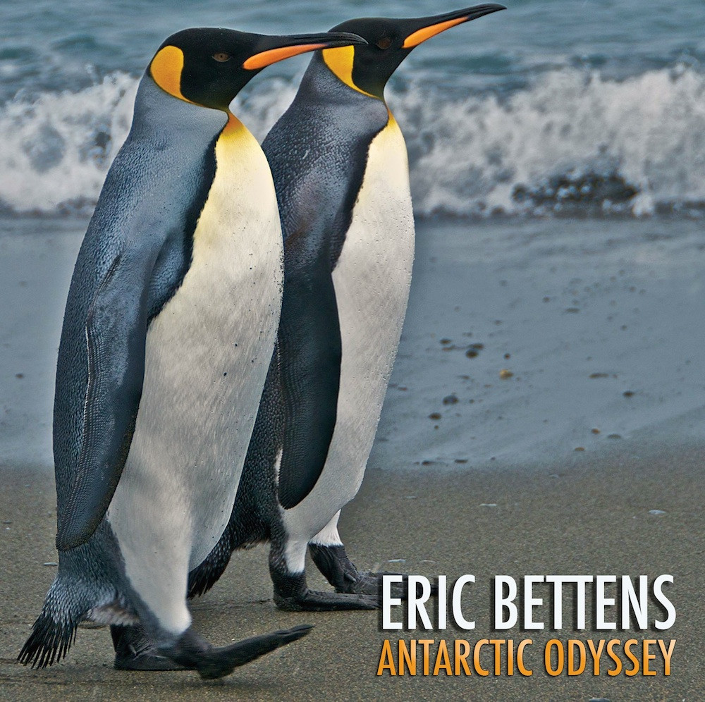 Antarctic Odyssey_EricBettens CD