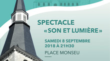 CINEY - CONCERT SONS ET LUMIERES