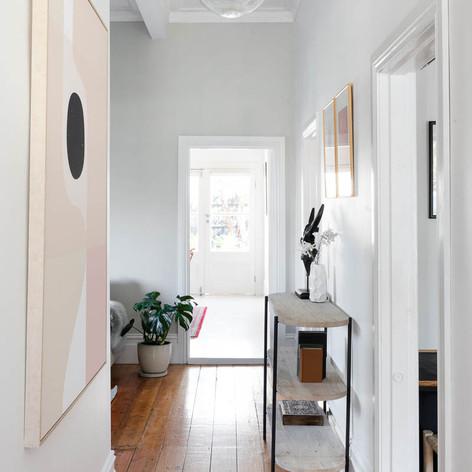 Newport home renovation