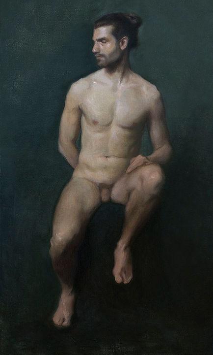 Seated Male Nude.jpg