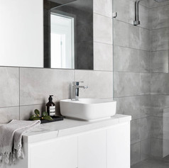 Altona North bathroom design