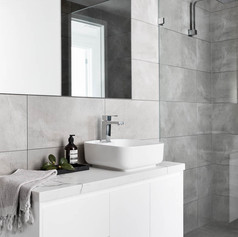 Altona North bathroom design