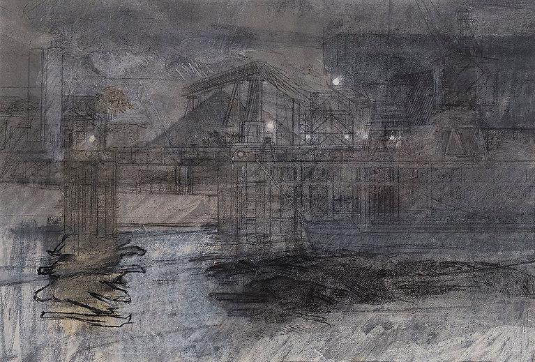 Thames,_Ebb_Tide_16_x_22_,_fraamed_large
