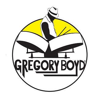 Logo design for Gregory Boyd