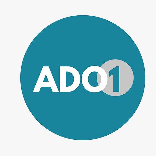 ADO 1 - AF: Ter e Qui. 14h às 15h15min
