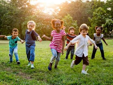 Dia das crianças no mundo