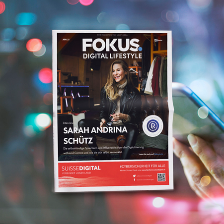 Cover Fokus Digital Lifestyle