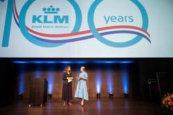 KLM 100 Years