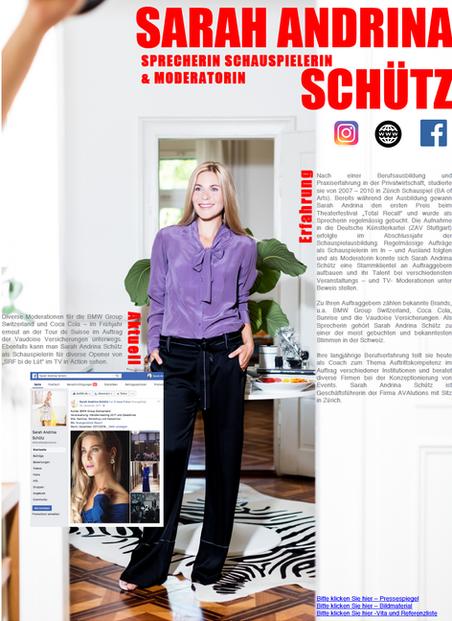 Factsheet Moderation Sarah A. Schütz
