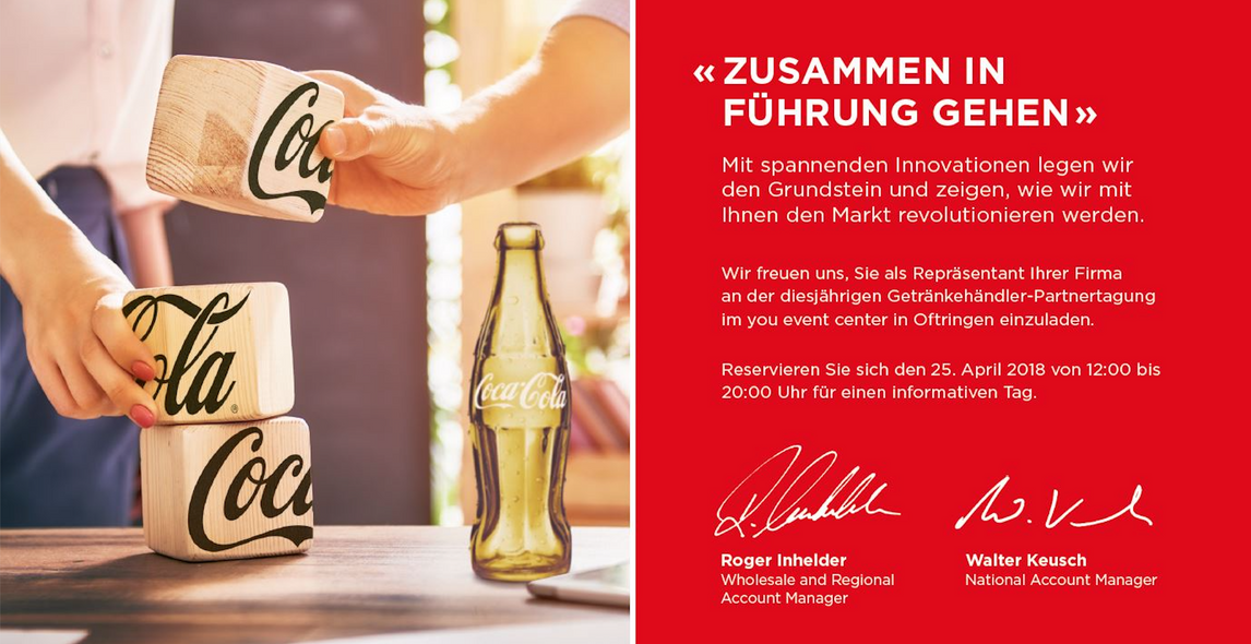 Coca- Cola Whole Sale Meeting
