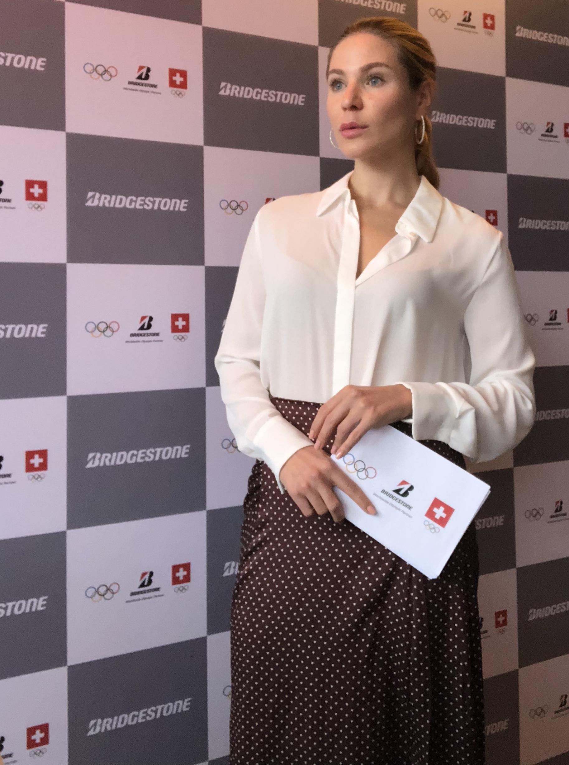 Bridgestone Pressekonferenz