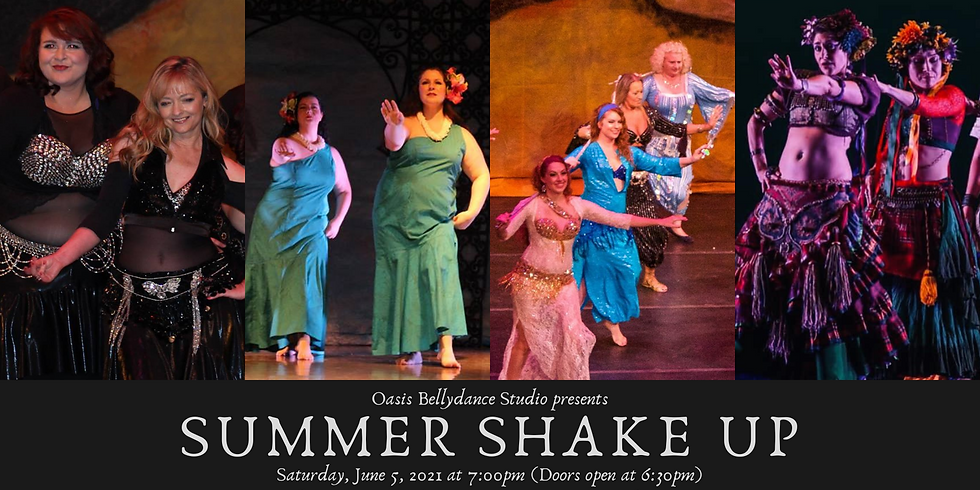 Summer 2021 Shakeup