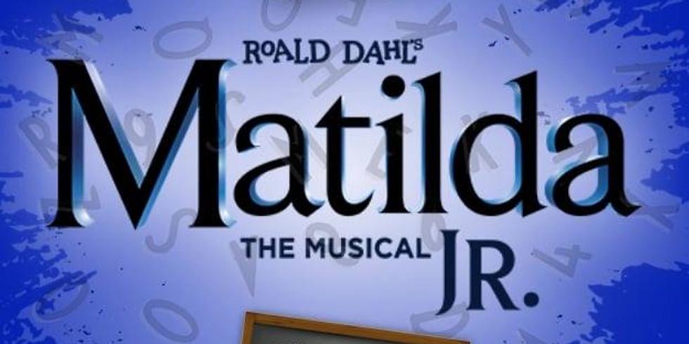 Matilda Jr.  Sun. June 27th