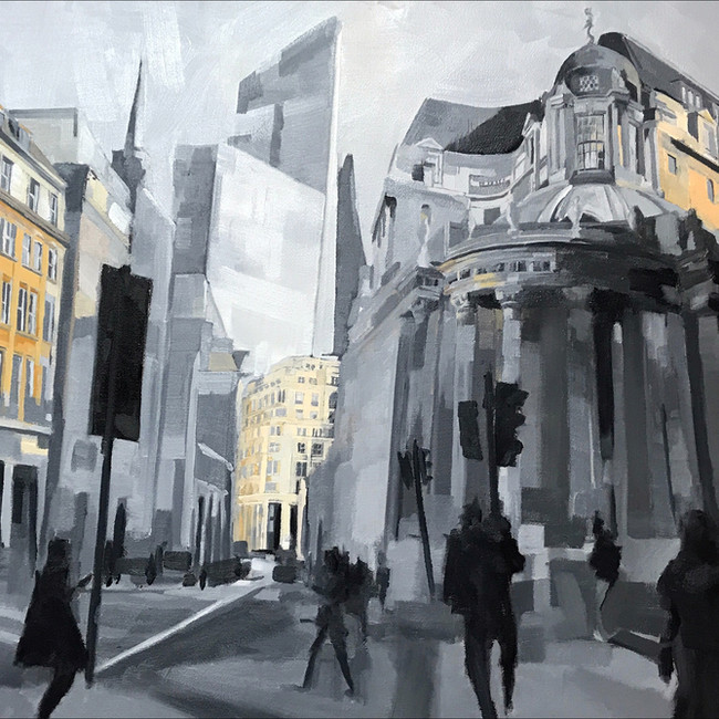Bank of England and the City