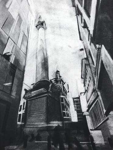 Monument, London