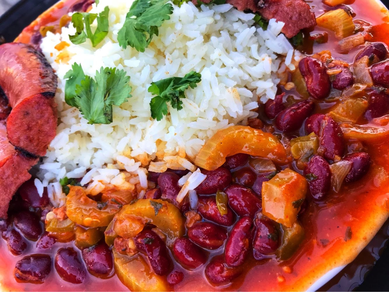 Sofrito Red Beans