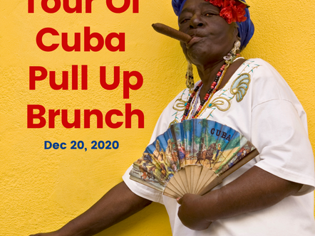 """A Introduction to Austin Texas! The """"Tour Of Cuba"""" Pull Up Brunch."""
