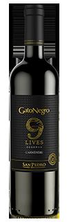 GATO NEGRO 9 LIVES RESERVA CARMENÈRE