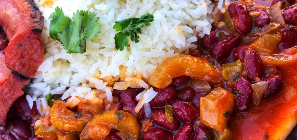 Sofito Red Beans and Rice