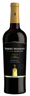 PRIVATE SELECTION RUM BARREL AGED MERLOT