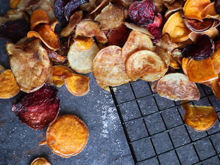 I spent 4 hours learning how to make kettle chips so you won't have to.