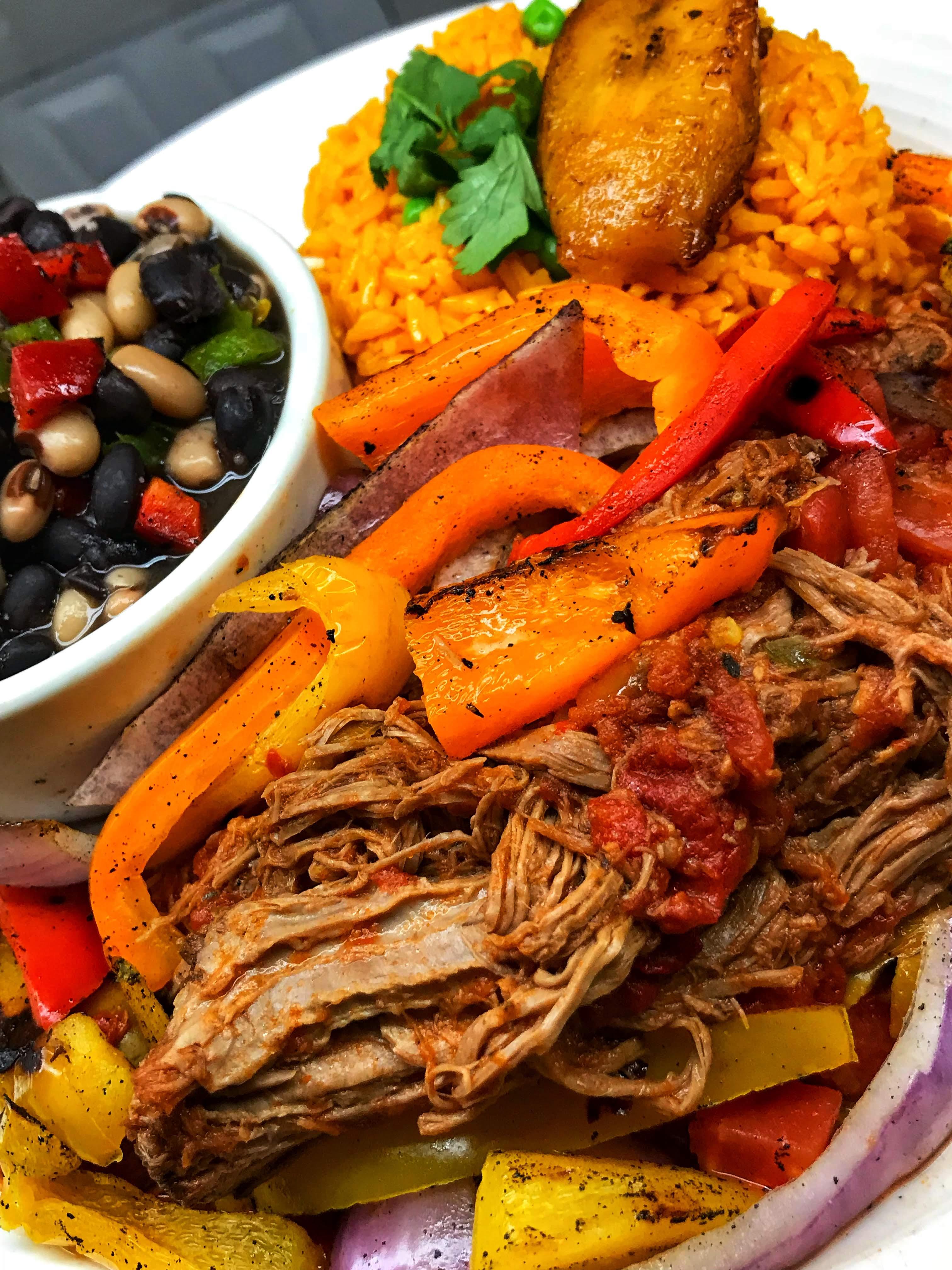 BBQ Cuban Roja Vieja