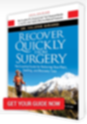 recover quickly from surgery