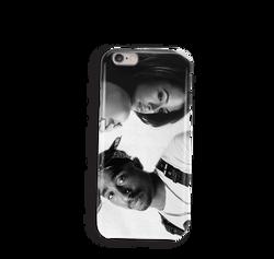 Custom Aaliyah & Tupac iPhone Case