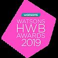 Watsons HWB Awards 2019.png