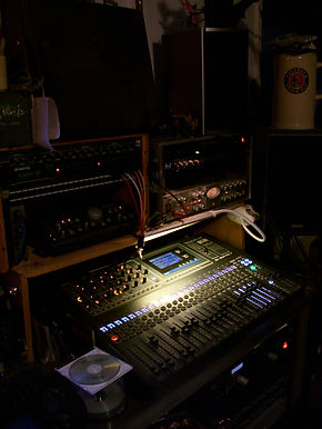 Link to Dorety Brothers recording studio details