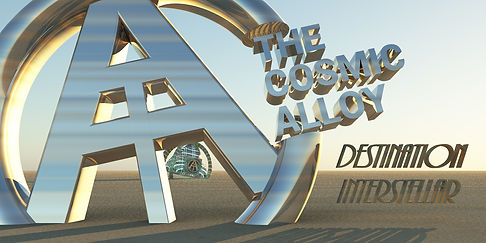 The Cosmic Alloy logo