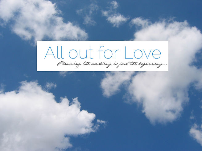 Heading: All out for love