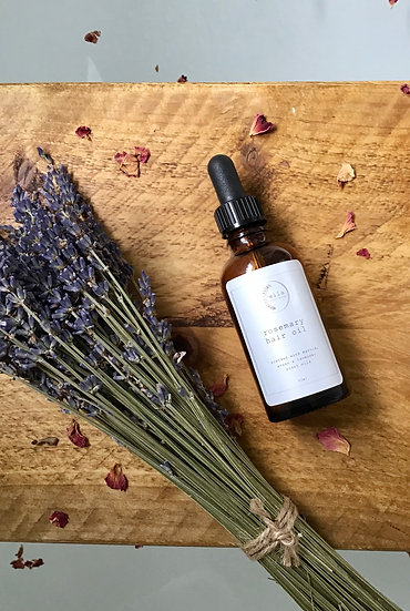 Rosemary Hair Oil