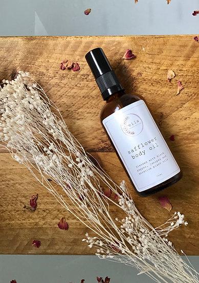 Safflower Body Oil