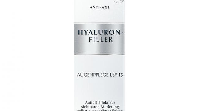 Eucerin Anti Age Hyaluron Filler Augenpflege LSF 15 15ml