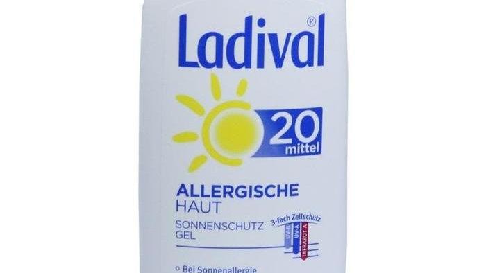 Ladival Allergische Haut LSF 20 200ml
