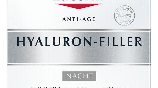Eucerin Anti Age Hyaluron Filler NACHT 50ml