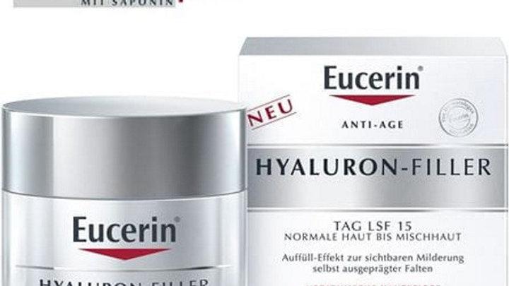 Eucerin Anti Age Hyaluron Filler Tagescreme für normale und Mischhaut