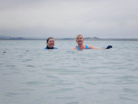 Open Water Sea Swim