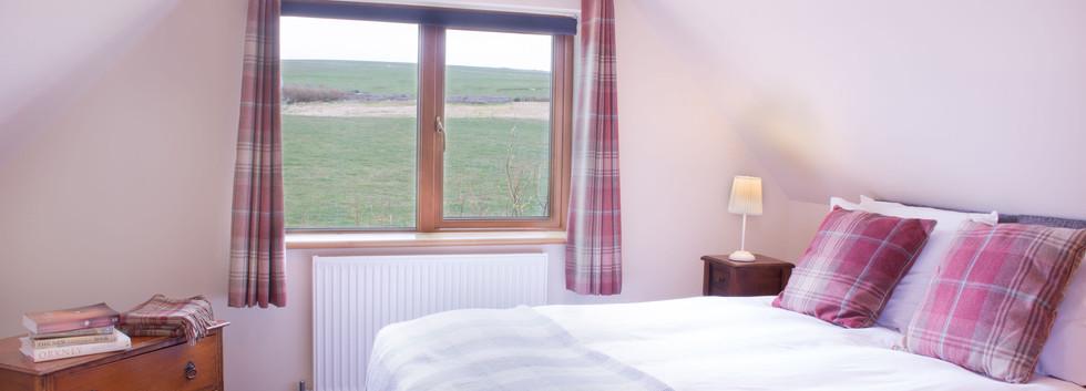 St Ola Suite king bedroom