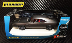 P092 '69 Dodge Charger Grey STEALTH