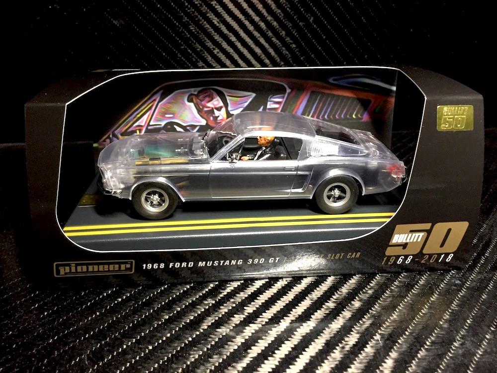 P104 BULLITT Mustang X-Ray Special