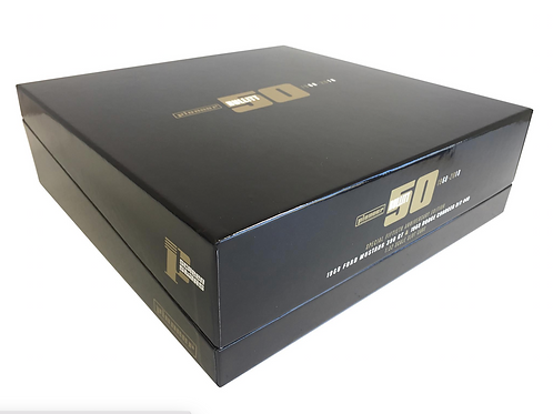 P050 BULLITT 50th Anniversary Twin Pack - Limited Edition - Price excl. VAT