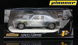 P020 Chevy Camaro Clear X-Ray