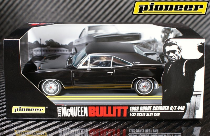 P003 BULLITT Assassins Car