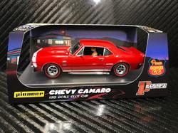 P099 Chevy Camaro Yenko SS427 Red 'Route 66'
