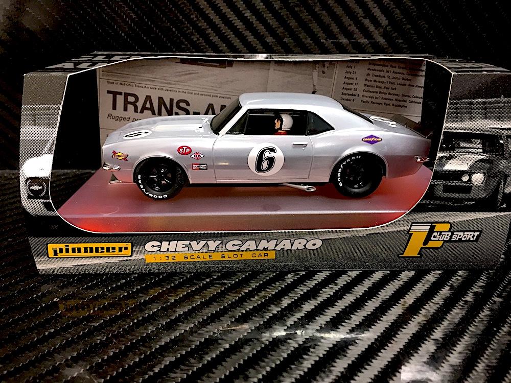 P070 Camaro SS 'Bare Metal Racer'