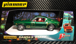 P036 'Santa's 'Stang' (Green Type 1)