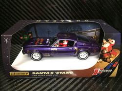 P073 Santa's 'Stang Sugarplum Purple