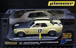 P009 '67 Trans-Am Mustang Notchback